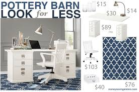 Pottery Barn Catalina Desk Pottery Barn Knockoff Archives Money Saving Sisters