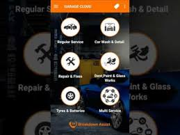 Home Repair Apps Garagecloud Car Repair Service Android Apps On Google Play