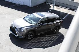 lexus rx 350 intuitive parking assist grati f ication 2016 lexus rx 350 f sport six speed blog