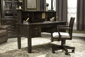 Mathis Brothers Desks by Ashley Townser Home Office Desk Hutch Mathis Brothers Furniture