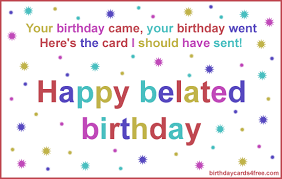 belated birthday clipart clipart collection stella sends