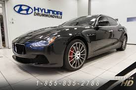 ghibli maserati 2016 used cars for sale search maserati listings in canada