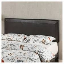 Leather Headboard Queen Bed by Brown Leather Headboard Queen Target