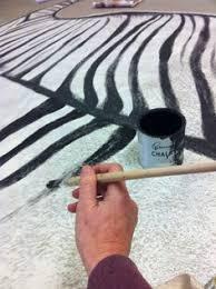 Zebra Floor L Sleeping Zebra 1959 By карел виллинк магический реализм
