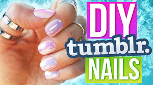 diy iridescent nails youtube