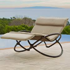 furniture best double chaise lounge for relax your body lounge