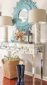 console table decor ideas pinterest entryway decorations ideas
