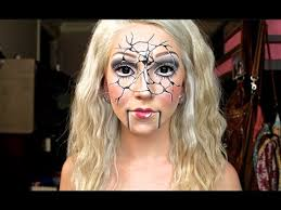 Halloween Costumes Broken Doll Ventriloquist Dummy Costume Ventriloquist Doll Halloween