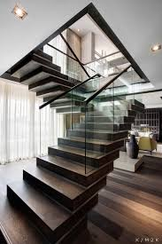 Contemporary Stair Rails And Banisters Best 25 Modern Staircase Ideas On Pinterest Modern Stairs