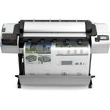hp designjet t2300 postscript emultifunction printer cn728a b1k
