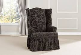 Chair And Ottoman Slipcovers Sure Fit Slipcovers Blog
