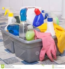 cleaning bathroom clean kitchen royalty free stock photo image