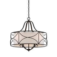katherine 6 light geometric chandelier by ballard design havenly
