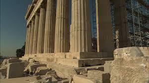 imagenes de antigua atenas grecia antigua ruina atenas hd stock video 249 700 872