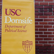 usc political science department home facebook