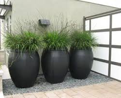 best 25 black planters ideas on pinterest outdoor flower
