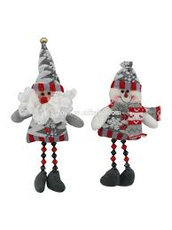 direct factory with 50000 different owl fox christmas ornament for