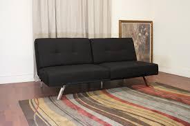 modern futon sofa bed baxton studio ewing modern futon sleeper sofa bed