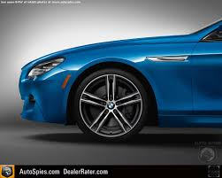 naias it u0027s official the 2018 bmw 6 series gets some updates