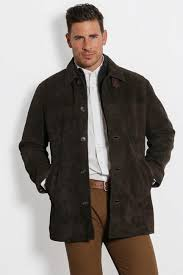 Leather Barn Coat Dann Private Stock Leather Jackets