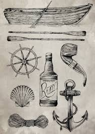 Nautical Tattoos by Best 25 Sailor Tattoos Ideas Only On Pinterest Octopus Anchor