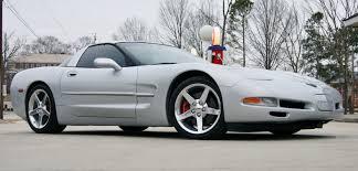 1999 corvette z06 fs ft 1999 corvette sebring silver 84k corsa ls6