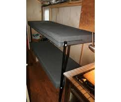 Cargo Bunk Bed These Bunk Bed Fold Up Flat Against The Wall Neat Idea Rv