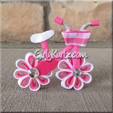 ribbon hair clip 1361 best hair clip ribbon ideas images on craft