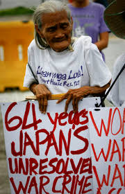 Comfort Women In Philippines Filipino Comfort Women Demands Apology From Japanese Gov U0027t En