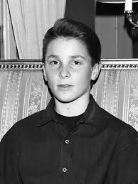 balesold hairstyle on kids a 14 year old bale in stockholm sweden in february 1988 while