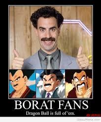 Borat Not Meme - otaku meme 篏 anime and cosplay memes 篏 borat s unique they said窶ヲ
