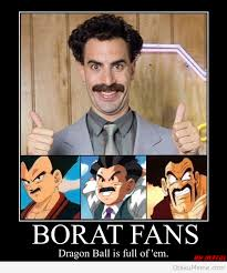 Borat Very Nice Meme - otaku meme anime and cosplay memes borat s unique they said