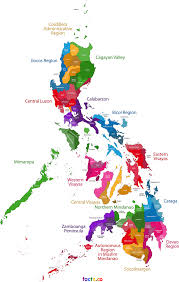 States Map Blank by Map Philippines My Blog