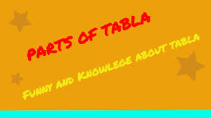 parts of tabla youtube