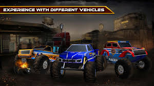 monster truck nitro 3 nitro truck 3d android apps on google play