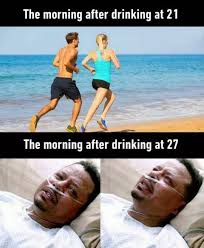 Morning After Meme - growing up is hard meme by pud3000 memedroid