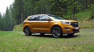 suv ford the 2016 ford edge is a spacious comfortable family suv without