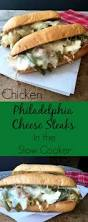 The Slow Mediterranean Kitchen Chicken Philadelphia Cheese Steaks Slow Cooker U2013 Good Dinner Mom