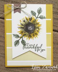 thanksgiving cards online sunflowers color theory painted harvest autumn fall thanksgiving