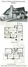 Architecture House Plans by 214 Best Vintage House Plans 1900s Images On Pinterest Vintage