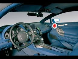 police lamborghini 2004 lamborghini gallardo italian state police car interior