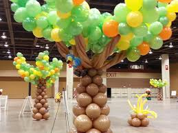 decor top unique balloon decorating room design ideas modern at