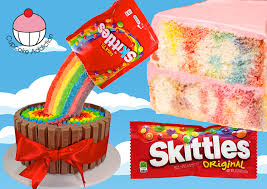skittles recipe ideas cakes sprinkles u0026 more u2026