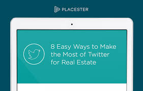 the twitter guide for real estate marketing ebook