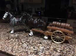 large vintage ceramic melba ware shire cart in worthing