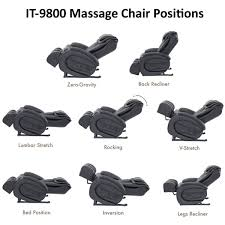 infinity it 9800 zero gravity inversion massage chair