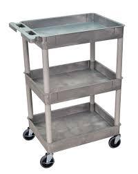 Metal Utility Shelves by Metal Bar Cart 3 Shelves Rolling Utility Shelving Unit Tool