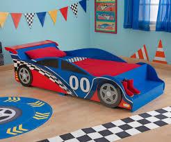 Race Car Bunk Beds Decent Toddler Bed Race Car Shape Blue Crib Mattress Fits Boys