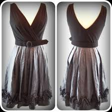 dress barn dress barn new exquisite dress barn black silver dress from