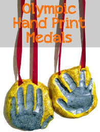 Hand Crafts For Kids To Make - 11 simple and fun olympic crafts for kids to make